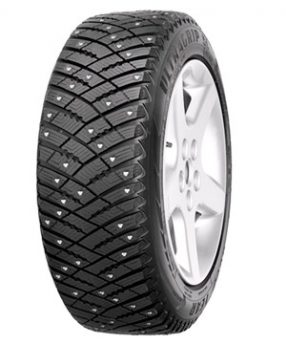 215/60R16    Ultra Grip  ICE Arctic D-Stud  99T